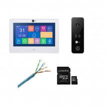 Комплект видеодомофона Neolight Largo и NeoLight Optima