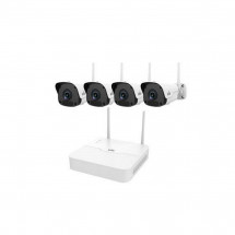 Комплект видеонаблюдения IP Uniview KIT/NVR301-04LB-W/4*2122SR3-F40W-D