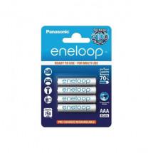 Аккумулятор Panasonic Eneloop AAA 750 4шт mAh NI-MH (BK-4MCCE/4BE)