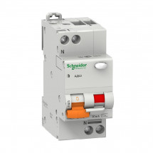 Дифференциальный автомат АД63 2P 40А 30мА (х-ка С) Schneider Electric