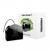Микромодуль управления жалюзи/рольставнями/гаражными воротами FIBARO Roller Shutter 3 — FIBEFGR-223