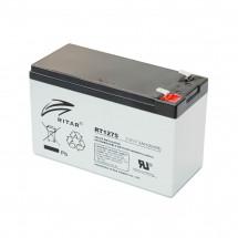 Аккумуляторная батарея RITAR AGM RT1275 12V 7.5Ah