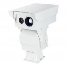 IP-камера тепловизионная Sunell SN-TPT6431ZZ/M(III) - 100mm