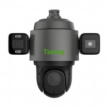 IP-видеокамера speed-dome Tiandy TC-A35555 Spec: 0/A/6mm/9-54mm