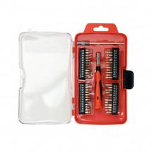 Отвертка и набор бит Cablexpert TK-SD-11