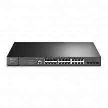 POE коммутатор 28-ми портовый TP-Link TL-SG3428MP