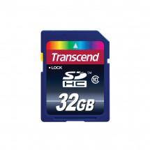 Карта памяти Transcend SDHC 32GB Class 10 (TS32GSDHC10)