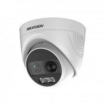 Купольная видеокамера Hikvision Turbo HD DS-2CE72DFT-PIRXOF (3.6)