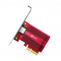 Сетевой адаптер TP-Link TX401 PCI-E 10GB