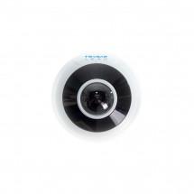 IP-видеокамера купольная Tecsar Lead IPFS-L-4M10F-SD3-poe (Рыбий глаз)