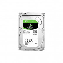 "Жесткий диск 3.5"" Seagate BarraCuda HDD 3TB 7200rpm 64MB ST3000DM008 SATA III"