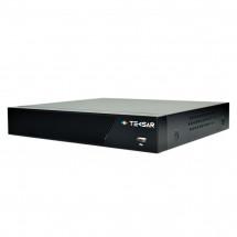 Гибридный видеорегистратор AHD Tecsar HDVR B8CH4A-QHD