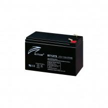 Аккумуляторная батарея RITAR AGM RT1270 black 12V 7.0Ah