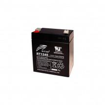 Аккумуляторная батарея RITAR AGM RT1245 black 12V 4.5Ah