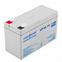 Аккумулятор LogicPower LP-GL 12V 7AH (LP-GL 12 - 7 AH)