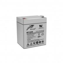 Аккумуляторная батарея RITAR AGM RT1245 12V 4.5Ah