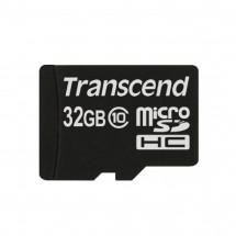 Карта памяти Transcend MicroSDHC 32GB Class 10 (TS32GUSDC10)
