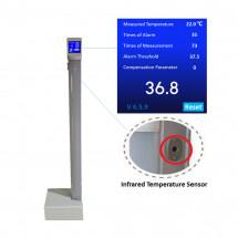 Стационарная система измерения температуры тела Uniview USS-SC07-T-NB