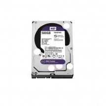 Жесткий диск Western Digital Purple 500Gb 64MB WD05PURZ 3.5 SATA III