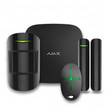 Комплект сигналізації Ajax StarterKit Plus чорний