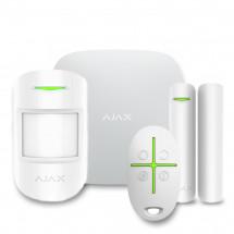 Комплект сигналізації Ajax StarterKit білий